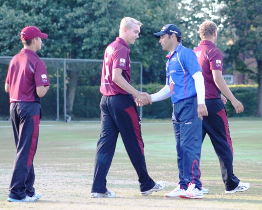 Stephen Heywood & Mark Ramprakash