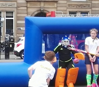 Goalkeeper and Defence