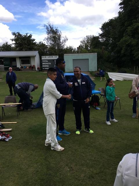 Asad: Best batting award
