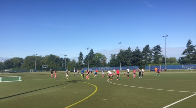 U12s Training
