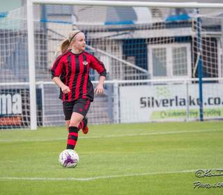Winchester Ladies Reserve Match - vs Eastleigh