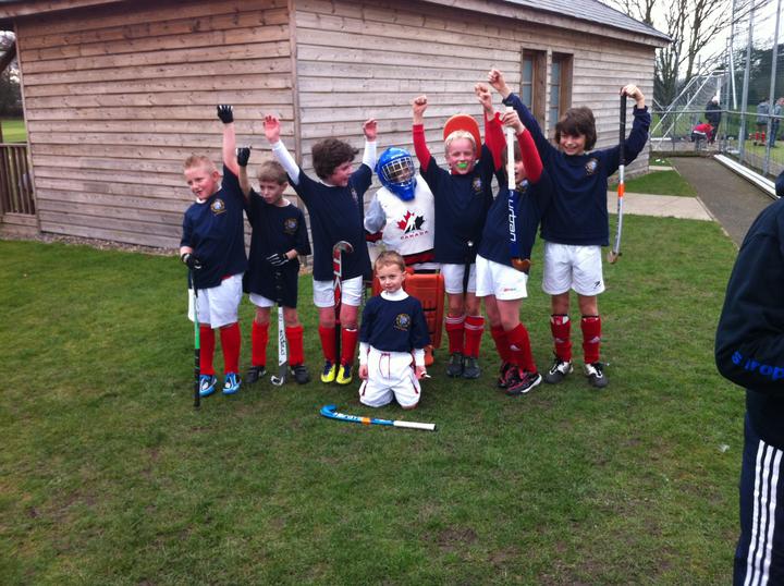 U10 Shropshire winners