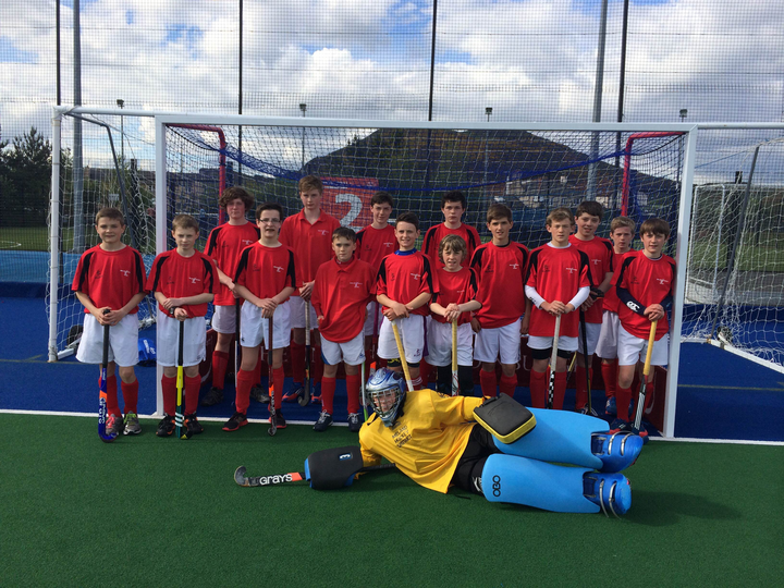 May 2014 - U14 Midlands Boys