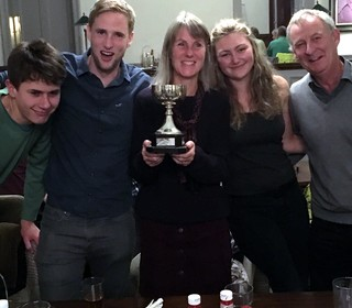 WCTL Mixed Div.2 Trophy Winners 2017