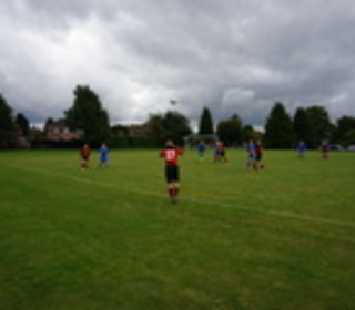 Winchester Ladies Reserve Match