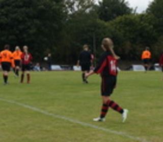 Winchester Ladies Development Match