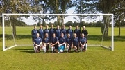Winchester Ladies First in the first FA cup match in the clubs history