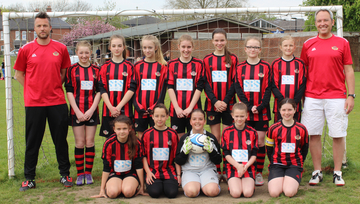 Winchester City Flyers U12's Squad