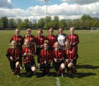 Winchester City Flyers U18's - Cup Winners