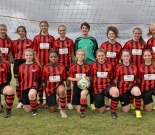 Winchester City Flyers U16 Squad