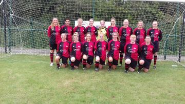 Winchester City Flyers Ladies First Team Squad