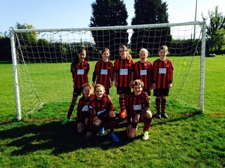 Winchester City Flyers Un12's - Round Robin Friendly Tournament