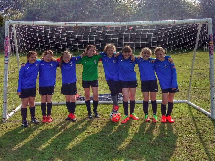AFC Market Bosworth Girls U10