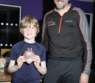 Oliver Beal (Junior Trophy 2nd)
