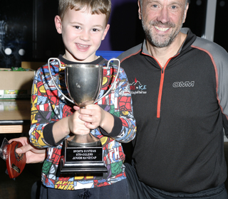 Joseph Norman (Junior Trophy 1st)