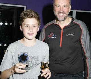 Ben Riedel (Fastest Boy)