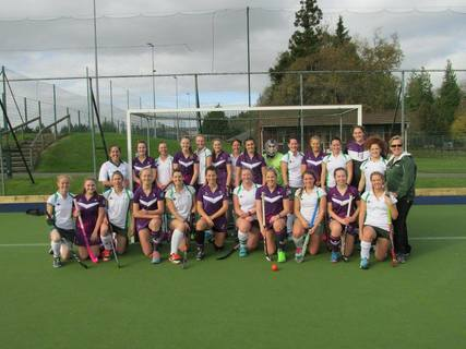 Wick and Loughborough Students 5ths