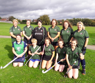 Ladies third team 2017