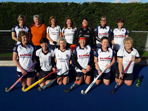 Ladies over 45s 2017