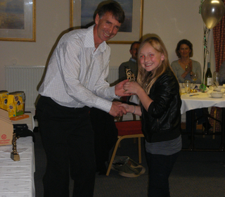 Junior Award Winner - Abigail