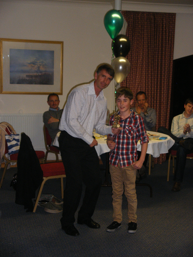 Junior Award Winner - Luke