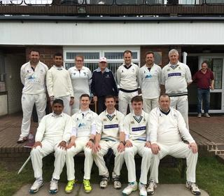 Albrighton CC 1st XI 2017