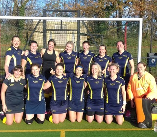 19/11/17 v Yate (R2) in the EH Masters O35s Investec Hockey Championships