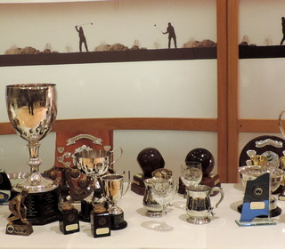 Trophies waiting for their new owners