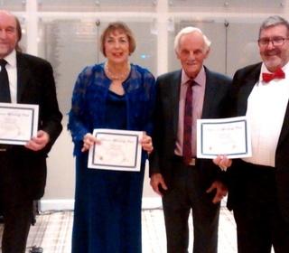 Certified winners!