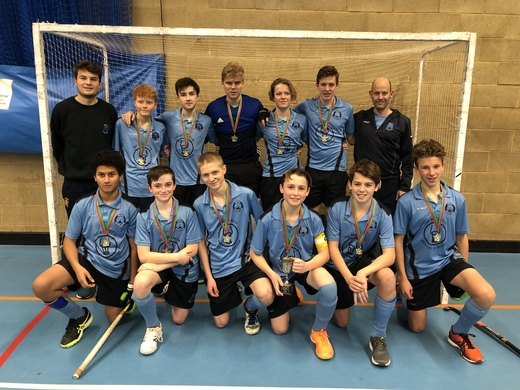 Boys Indoor U16 Squad