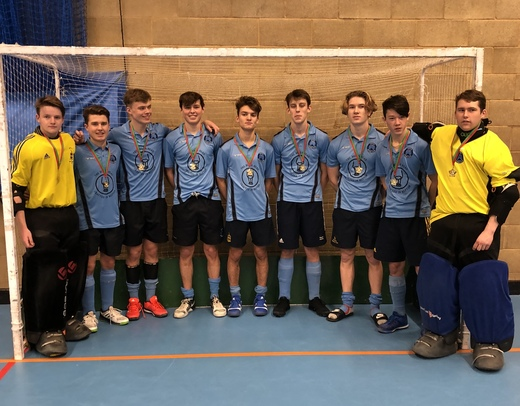 Boys Indoor U18 Squad