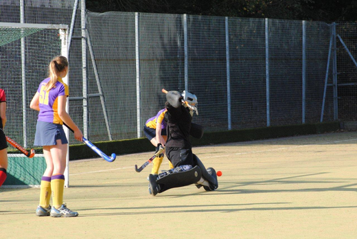 Polly Oakman - Ladies 1st XI