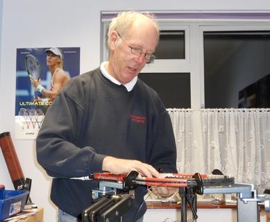Raquet Stringing