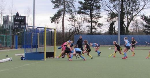 U18 Girls vs Beeston