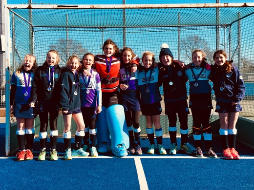 U12 Girls Essex Cup Runners Up 2018