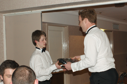 Matt Kettley - Young Player of the Year