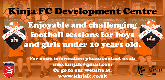 Kinja FC Development Centre Twitter Image