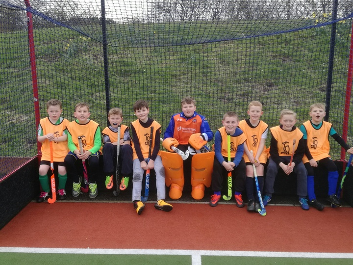 Boys Under 10's - March 2018