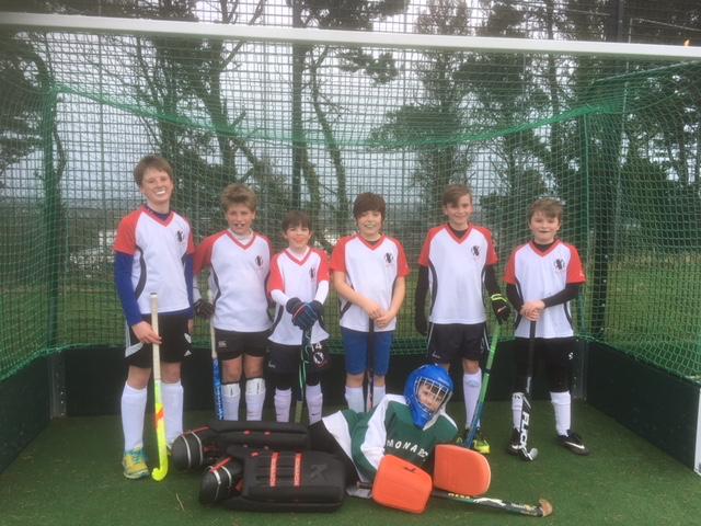 Under 12 Boys - 11 March 2018 - Devon Championship Quarter Finalists