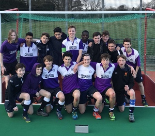 U16 Boys 11th March 2018