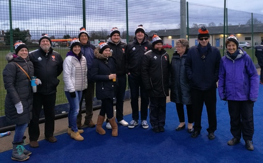 WHC Supporting L2s Final League Game 2017-18 Season