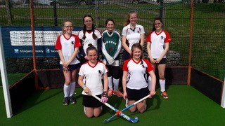 Under 14 Girls Squad - Devon Finals Tournament - 8 April 2018