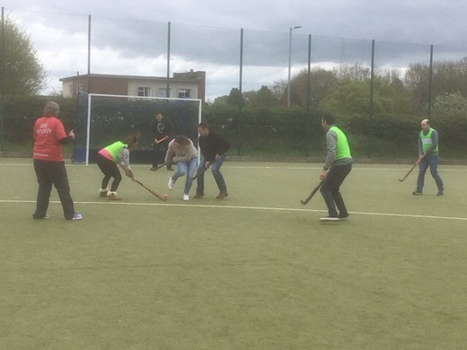 'Your World Cup' Mums and Dads - Inspired by the Juniors - Have a go themselves!