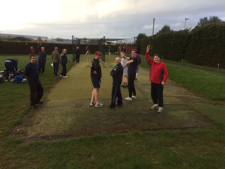 1st Tavs and 3rds nets 24th April 2018