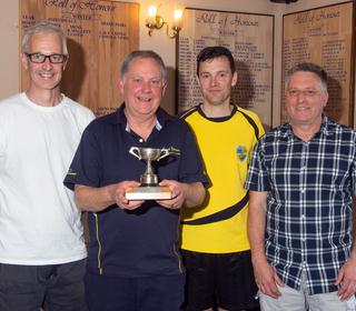 Grundy Cup Winner Chris Odgers