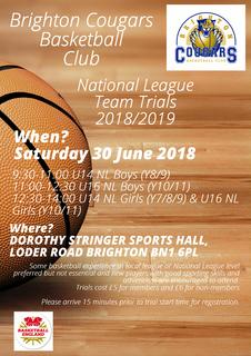 NL Trials 2018