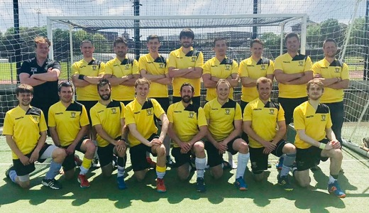 Cornwall County Mens Squad 2018