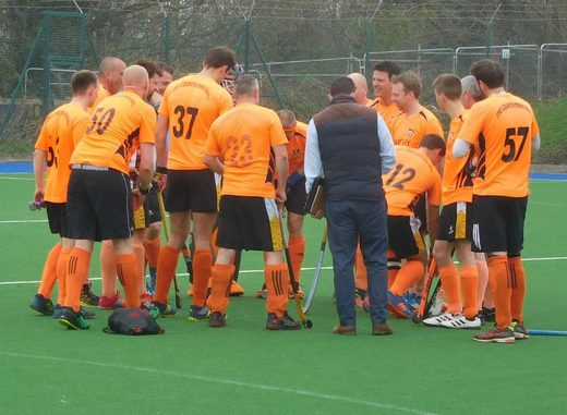 Last-minute instructions for the Men's 2s