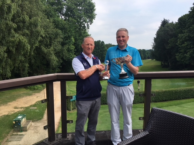 Nick Workman Winner Presidents Cup Best Gross
