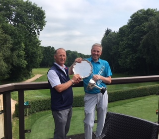 Nick Workman Winner Simmons Plate Best Nett